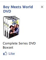 Boy Meets World DVD