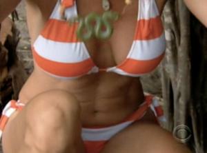 Survivor Kristina's Boobs