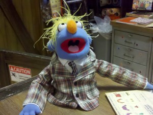 From the FAO Schwarz Muppet Whatnot Workshop