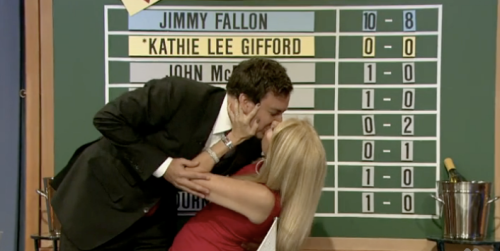 Jimmy Fallon & Kathie Lee Gifford