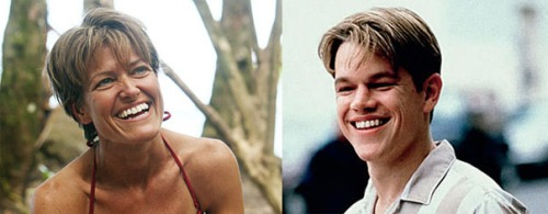 Dawn-Matt Damon