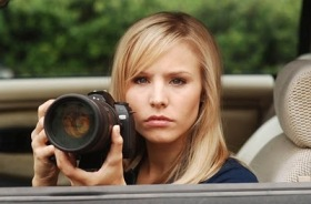 Veronica Mars Car Camera