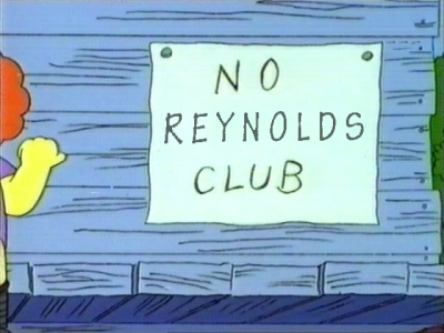 No Reynolds Club