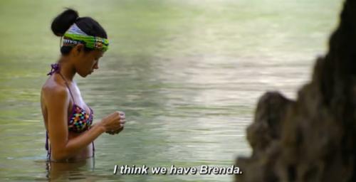 Survivor Brenda