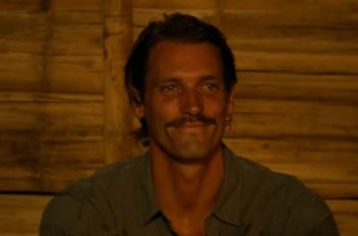 Survivor Reynold Mustache