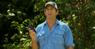 Jeff Probst Sprint Evo