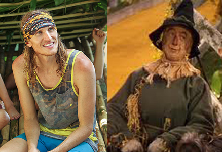 Survivor Blood vs Water Wizard of Oz