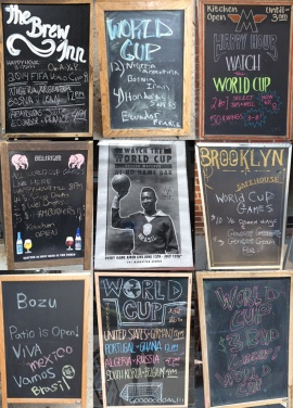 World Cup Bars Brooklyn, Greenpoint